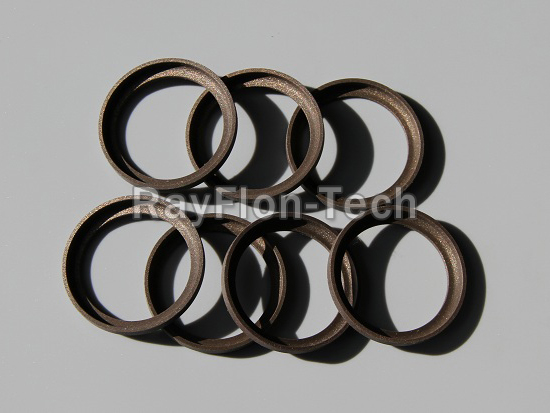 PTFE compressor piston ring